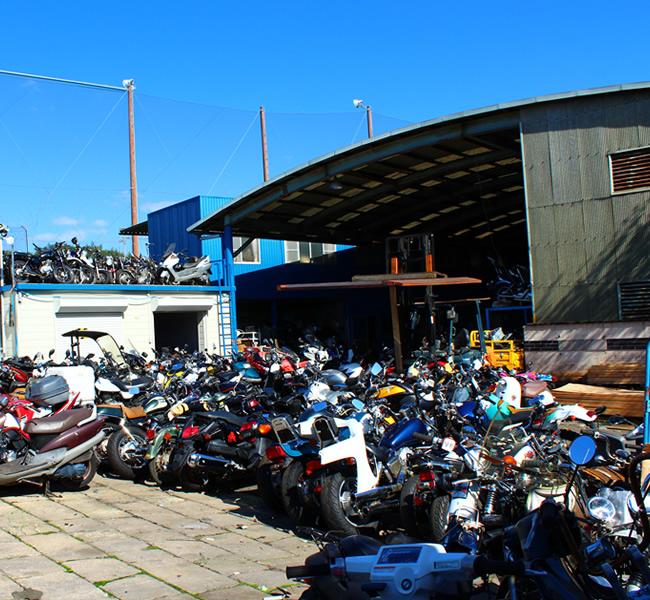 キンキオートバイ工場