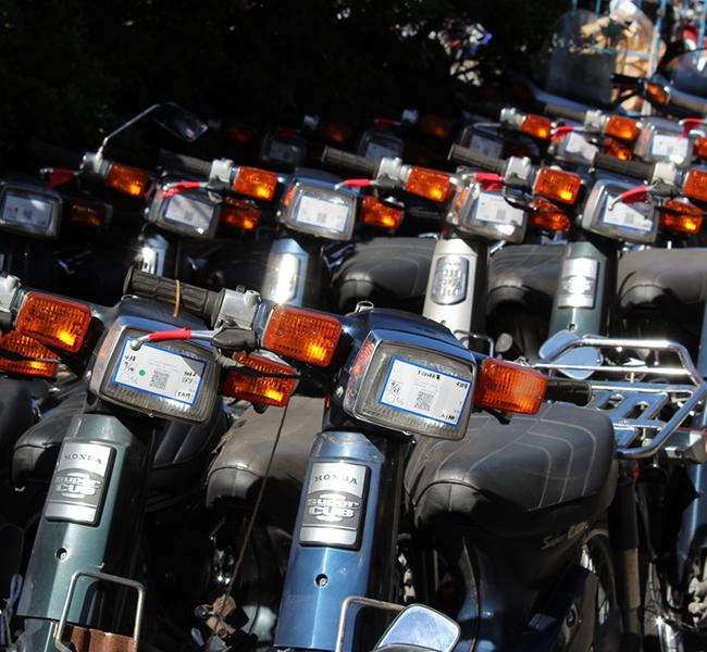 キンキオートバイ在庫カブ