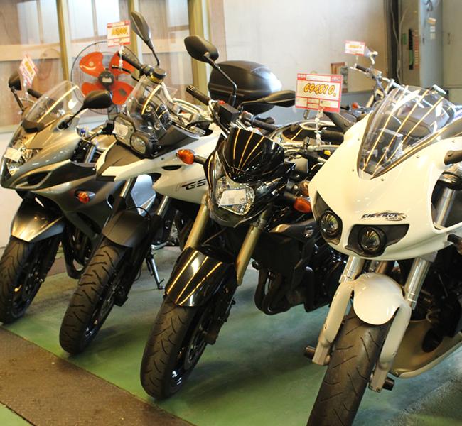 キンキオートバイ在庫国内販売車両